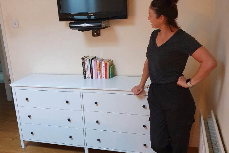 3 Years Later & A Chest Of Drawers To Show….